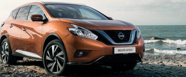 Успейте купить кроссовер Nissan Murano со скидкой по акции