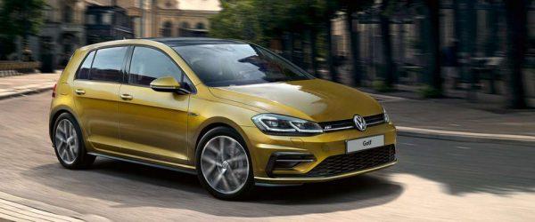 Специальное кредитное предложение на новые Volkswagen