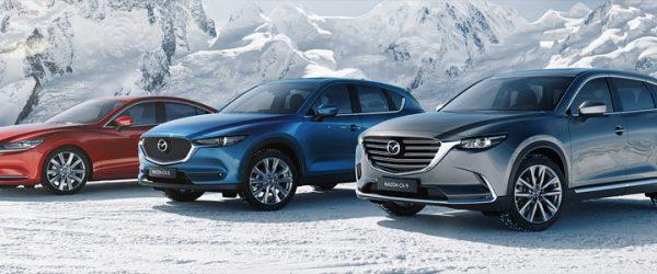 Зимний пакет Mazda